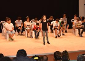 Çan Belediyesi Çocuk ve Kültür Evi Öğrencileri İlk Etkinliklerini Gerçekleştirdi
