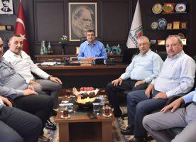 Başkan Bülent Öz STK'larla ve Mahalle Muhtarlarıyla Bir Araya Geldi